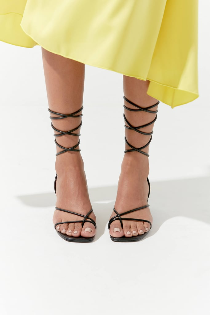 UO Alexa Strappy Sandals | Best Black Heels For Women