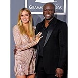 Heidi and Seal Show Up