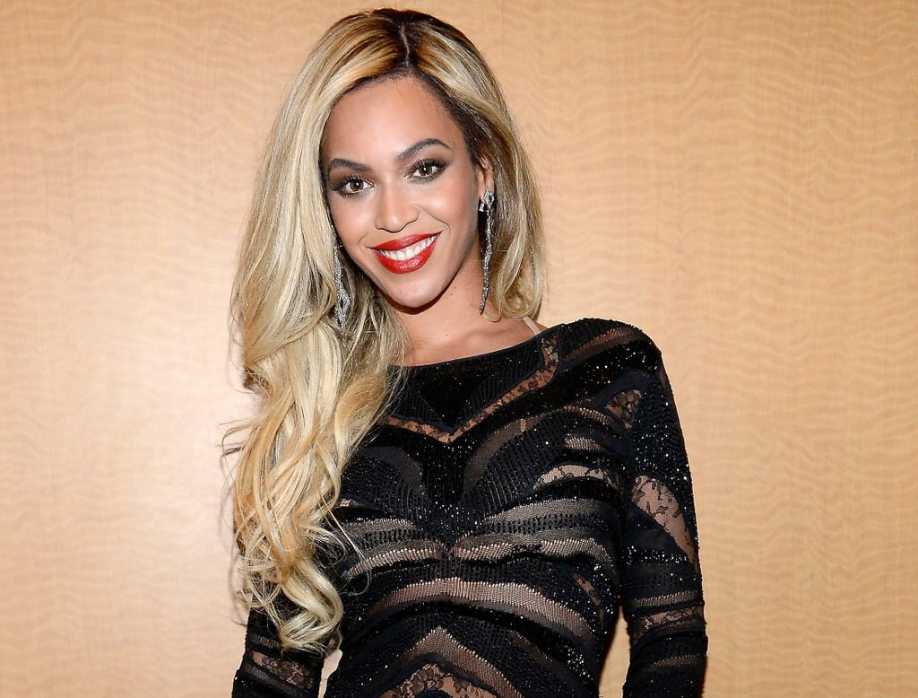 Exclusive! Beyoncé Now Presents Bey-Hive Nail Wraps