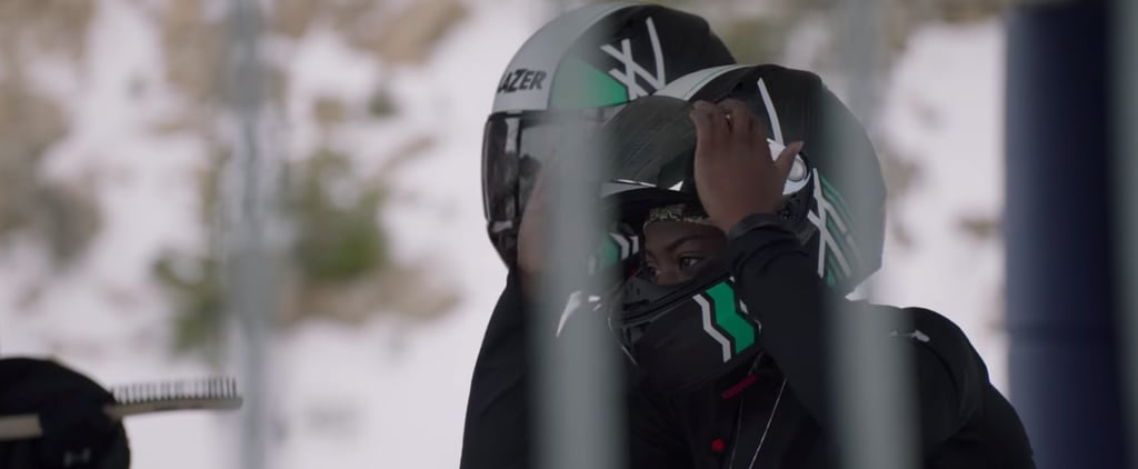 """Watch the Video of the Nigerian Bobsled Team That Even Gave Serena Williams """"Chills"""""""