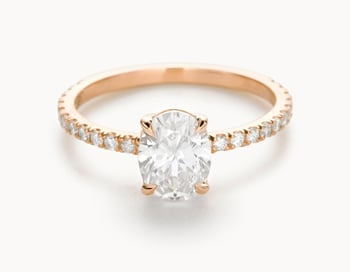 Engagement ring consideration for sex