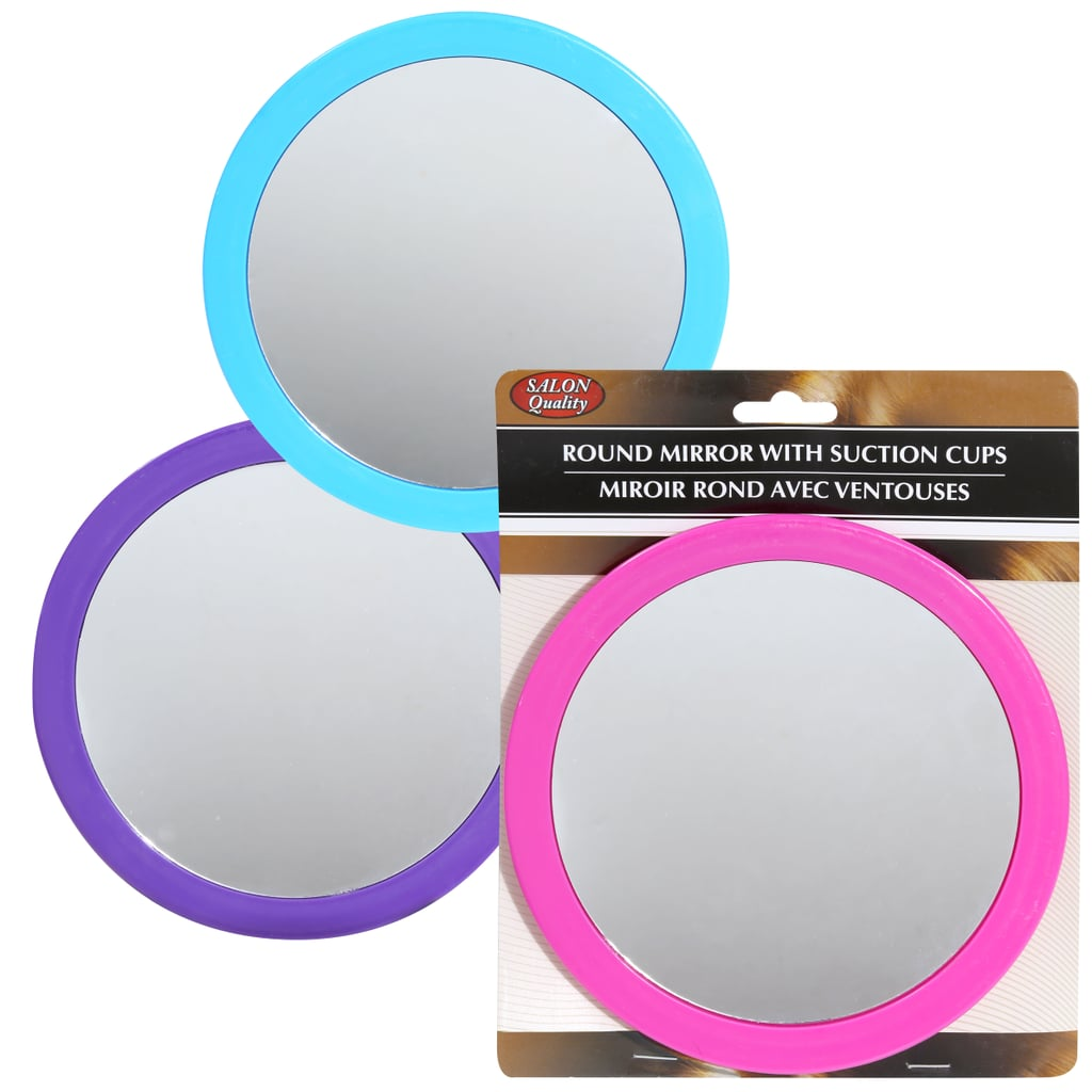 Mirrors With Suction Cup Mounts ($1 each)