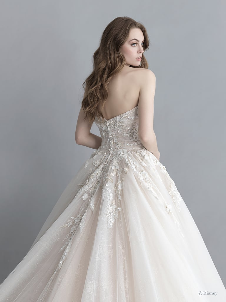 See Every Disney Princess Wedding Dress From Allure ...