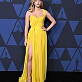 Lili Reinhart at the 2019 Governors Awards