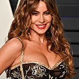 Sofia Vergara at the 2019 Vanity Fair Oscar Party