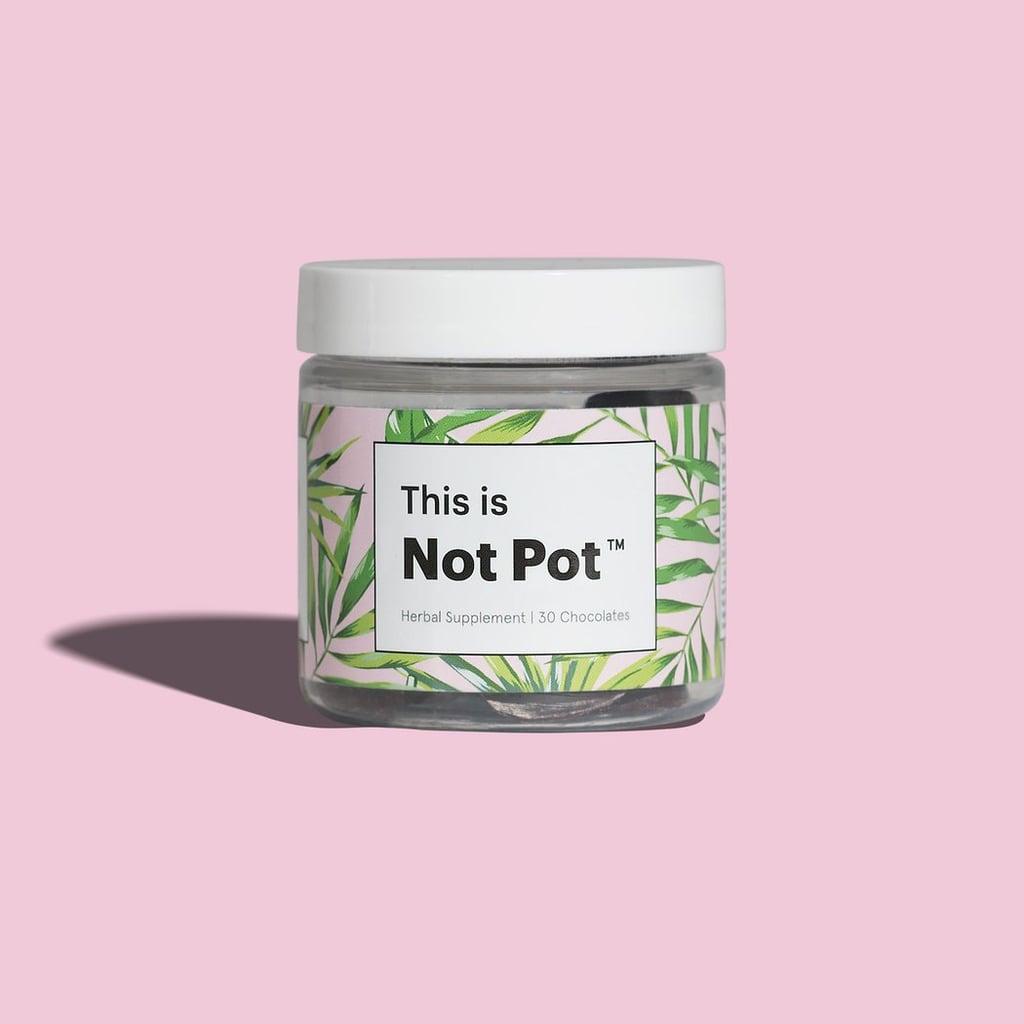 Not Pot CBD Chocolate