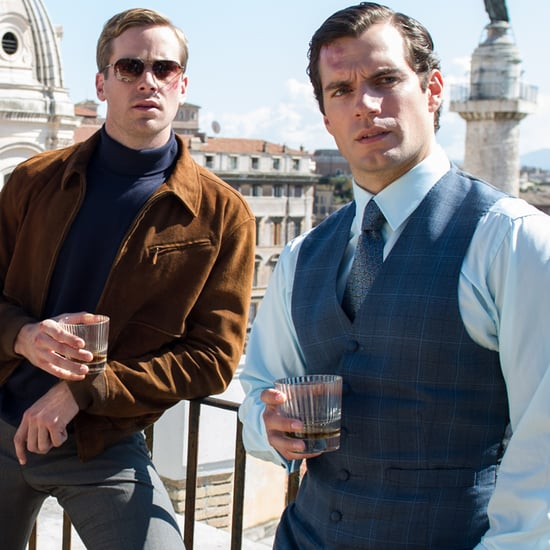 Henry Cavill and Armie Hammer Are Sexy Spies in Guy Ritchie's New Film