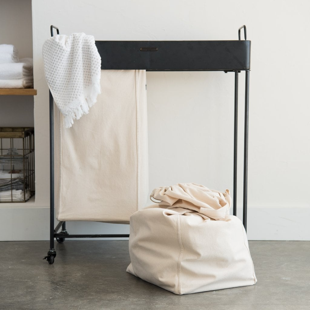 Gorman Laundry Basket With Linen Bags