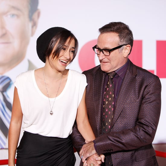Zelda Williams Shares Acting Advice From Robin Williams