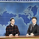 He's One of the Youngest Saturday Night Live Cast Members