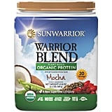 Sunwarrior Warrior Blend Protein Powder in Mocha