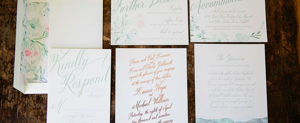 The Ultimate Guide to Designing Your Own Wedding Invitation on a Budget