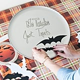 Bats and plaid are a great way to spice up your decor. Place bats throughout the house in varying sizes and add some plaid to make your house Autumn-ready.