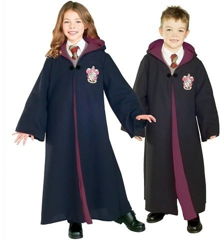 Harry Potter Gryffindor Robe Deluxe Costume