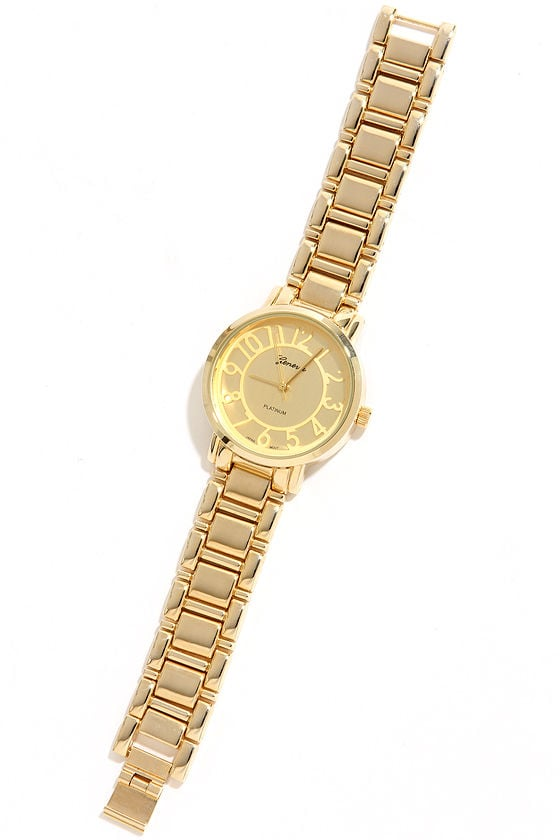 Lulu's Gold Watch