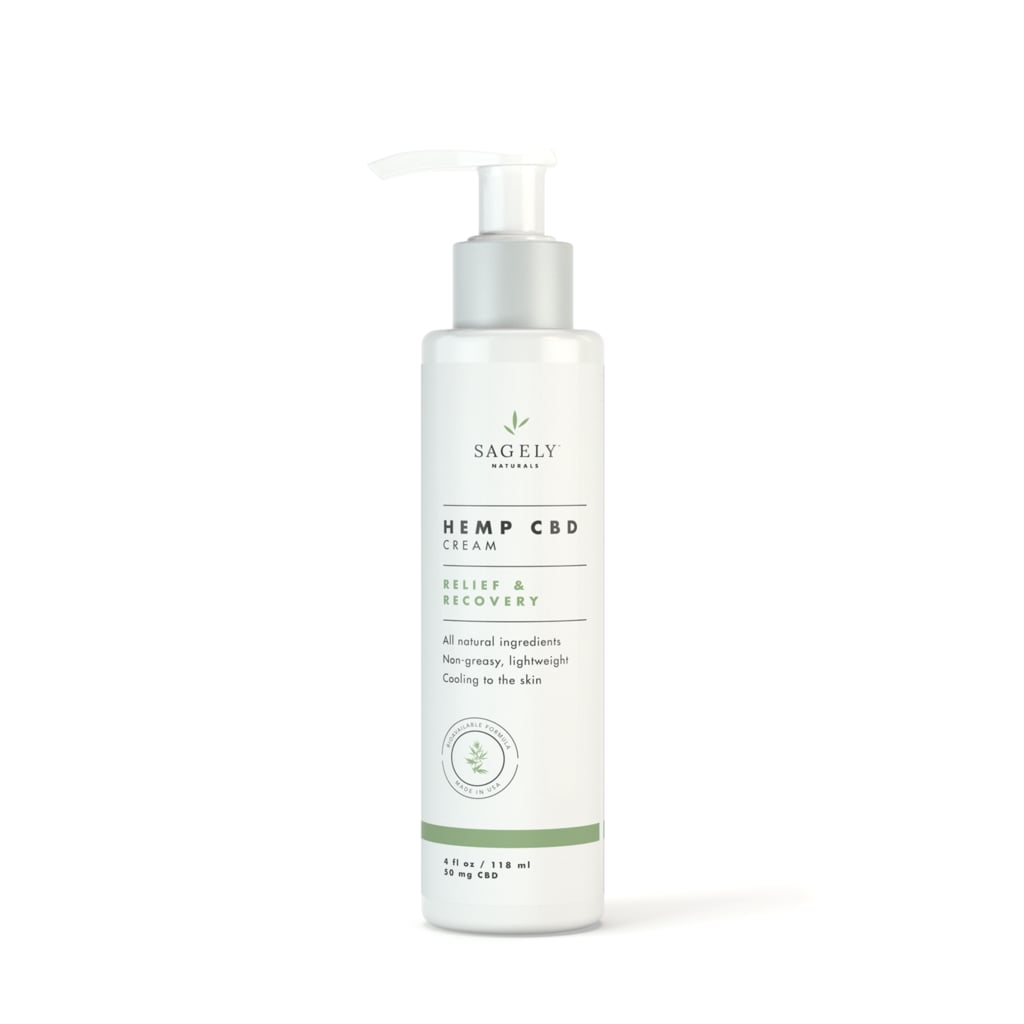 Sagely Naturals Hemp CBD Cream Relief & Recovery