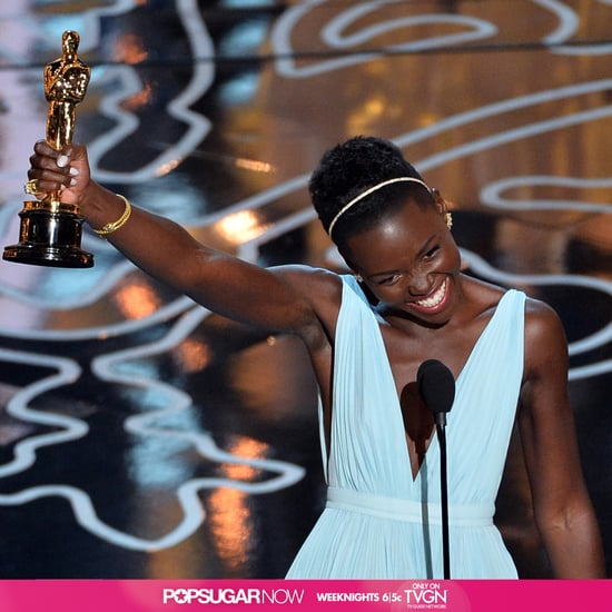 POPSUGAR Now Oscars Highlights 2014