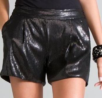 Holiday Party Shorts