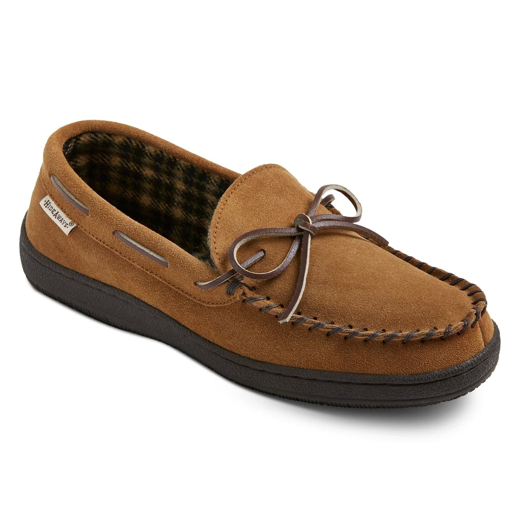 79464eb21b07 Men s Hideaways by L.B. Evans Moccasin Slippers