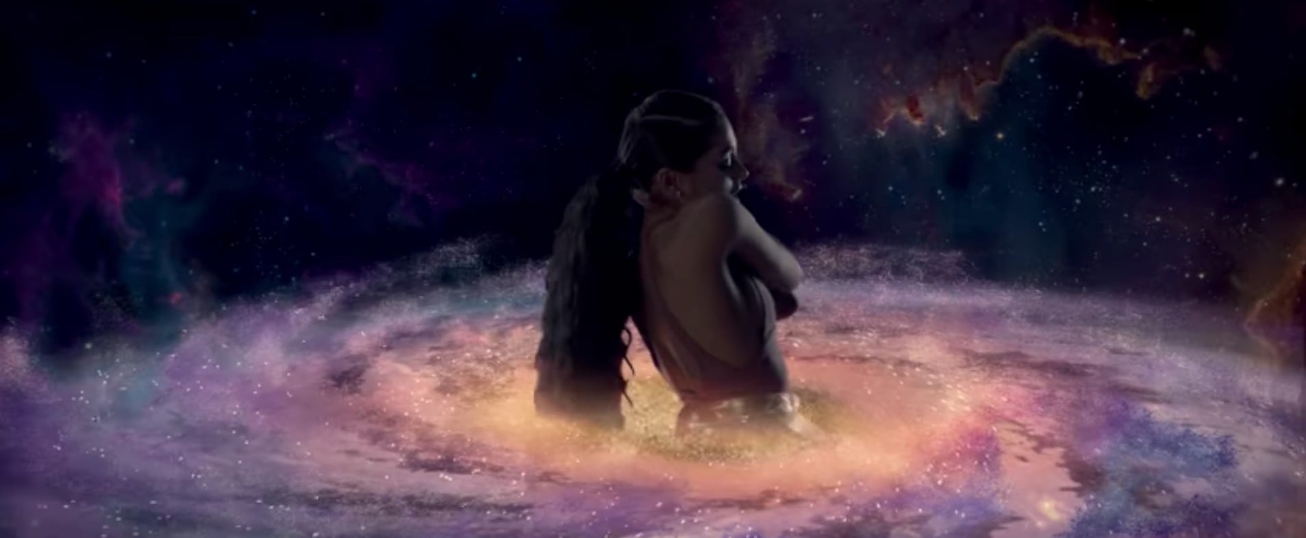 "References in Ariana Grande's ""God Is a Woman"" Music Video"