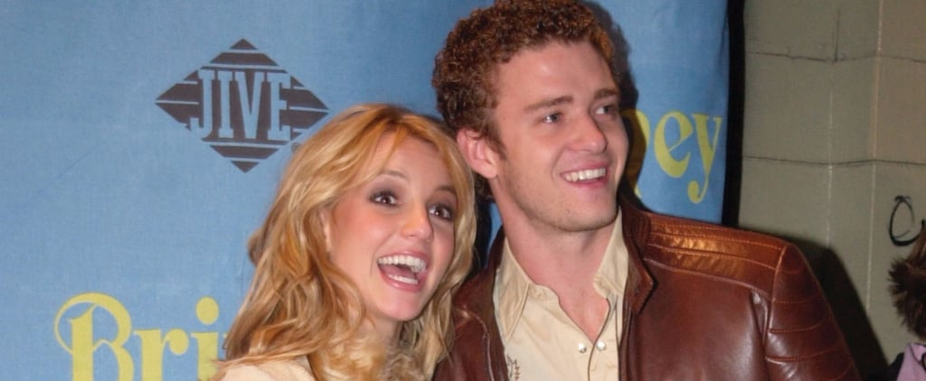 Justin Timberlake Surprises Britney Spears on TV | Video