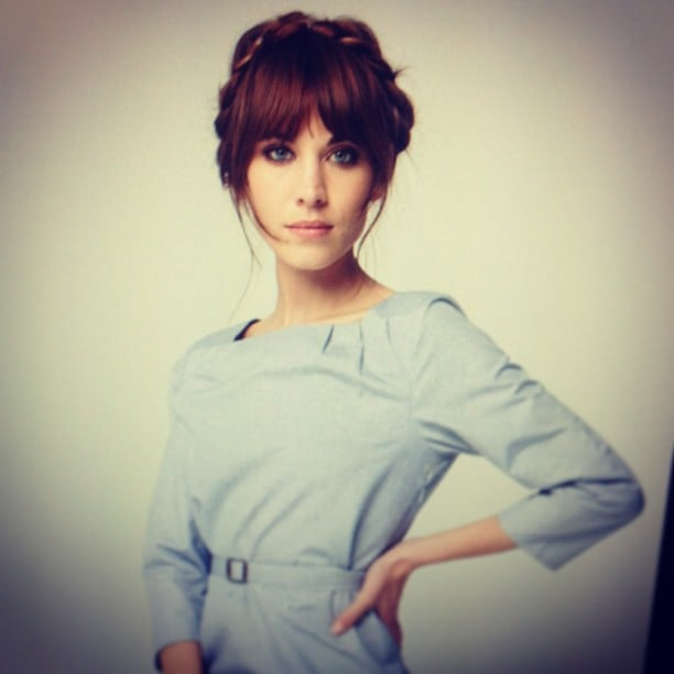 She's no stranger to the modelling world and her hair is the envy of women around the globe, so it's no wonder the UK arm of L'Oréal Professionnel chose Alexa Chung to be their ambassador for the Inoa hair colour range. The range boasts no odour or ammonia, and with the Brit It Girl as the face, what's not to love? Click through to see a sneak peek of Alexa on-set shooting for the new Inoa hair campaign.