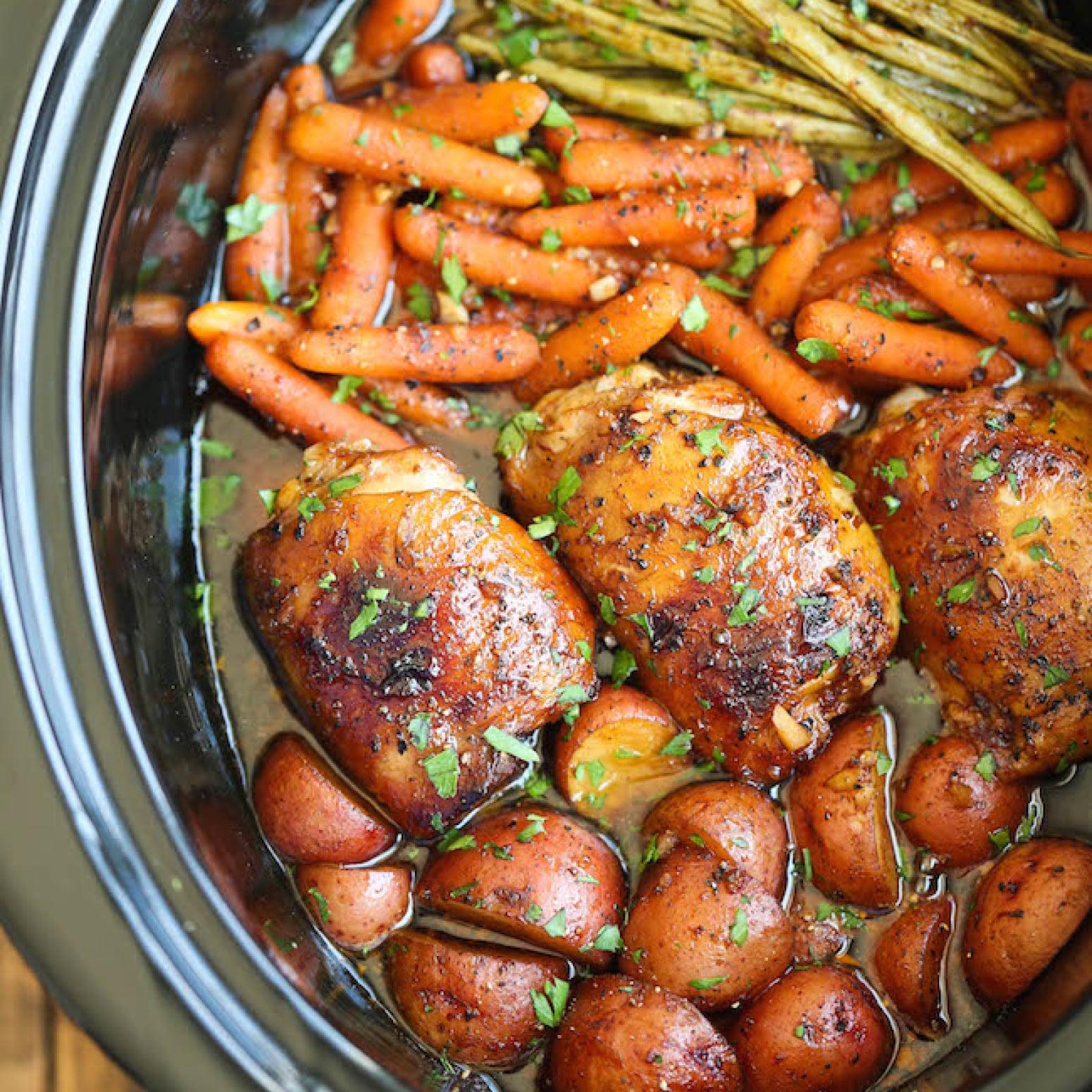 Spring Slow Cooker Recipes Popsugar Food