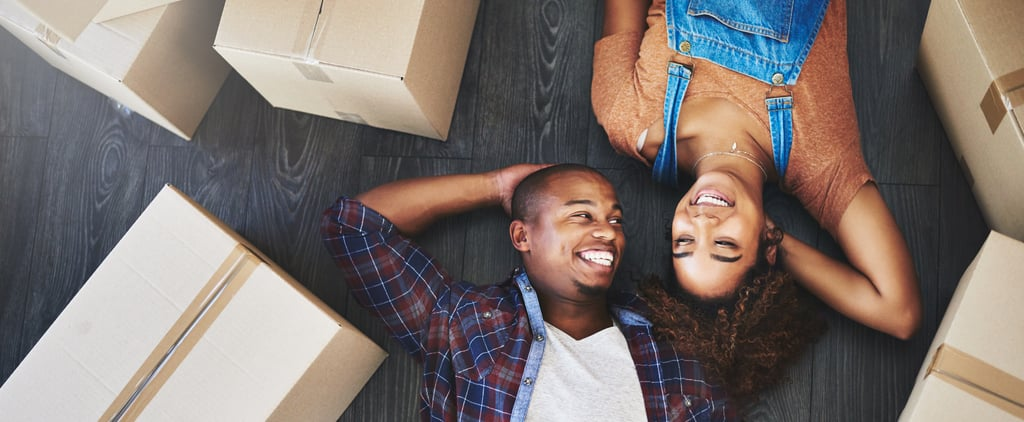 What It's Like Moving in With Your Partner