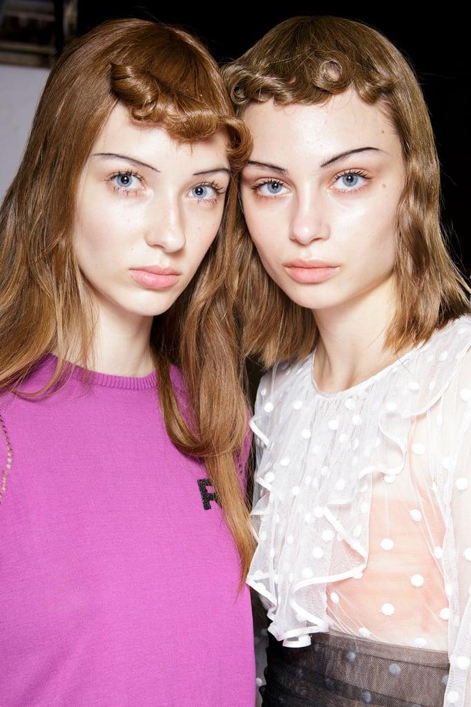 Hair and Makeup Spring/Summer 2017 | Paris Fashion Week