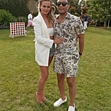 Chrissy Teigen and John Legend Fourth of July Pictures 2016