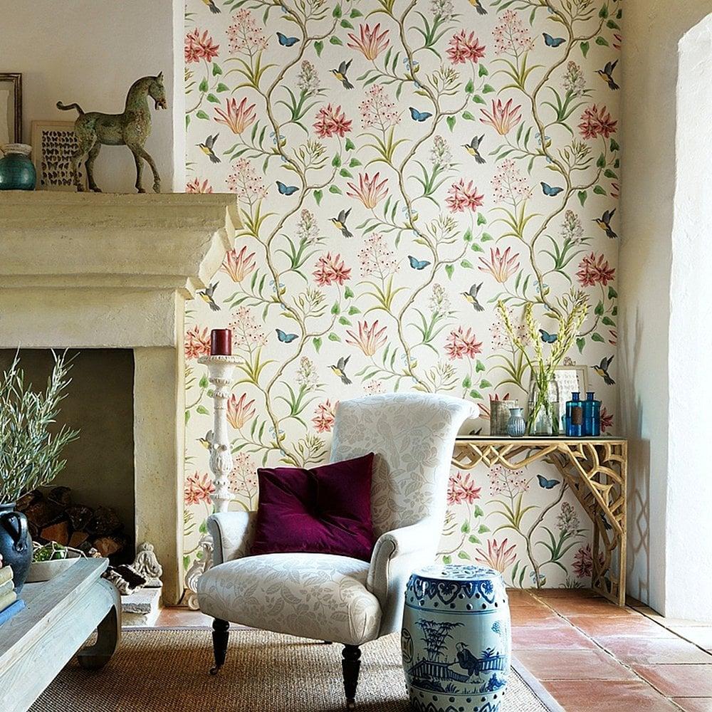 Best Bold Print Wallpaper Popsugar Home