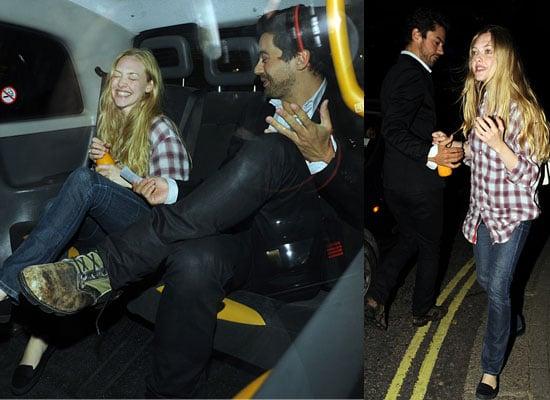 06/05/2009 Dominic Cooper and Amanda Seyfried