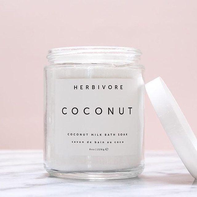 Herbivore Botanicals Coconut Milk Bath Soak & Bath Soaks