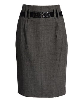 Style Glossary: Pencil Skirt