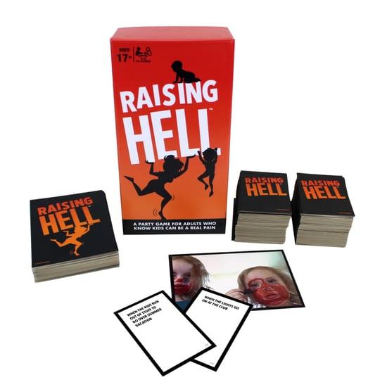 Hasbro Raising Hell Parenting Meme Game