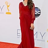 Mayim Bialik was nominated for outstanding supporting actress in a comedy for her role as Amy in The Big Bang Theory.