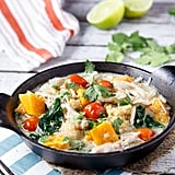 Slow-Cooker Thai Chicken and Coconut Quinoa Stew