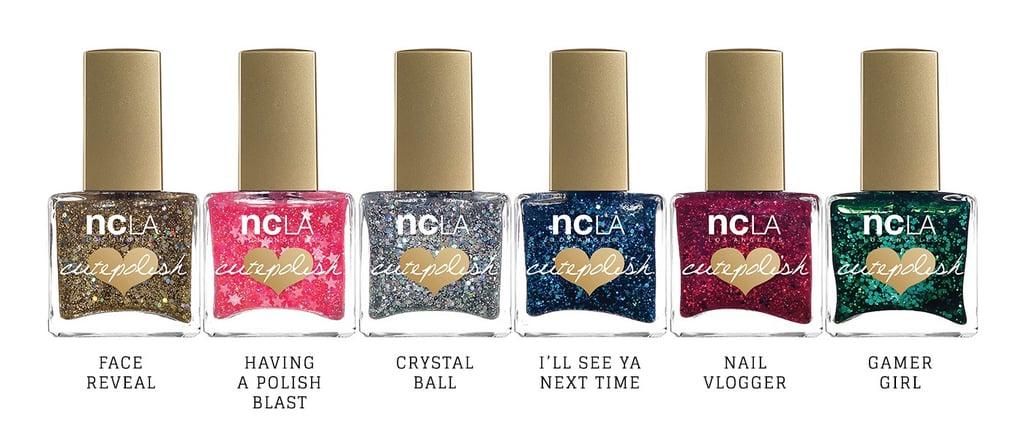 Cutepolish NCLA Glitter Nail Polish