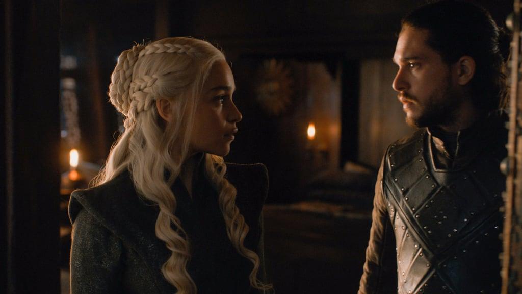 Jon Snow's Butt Reactions