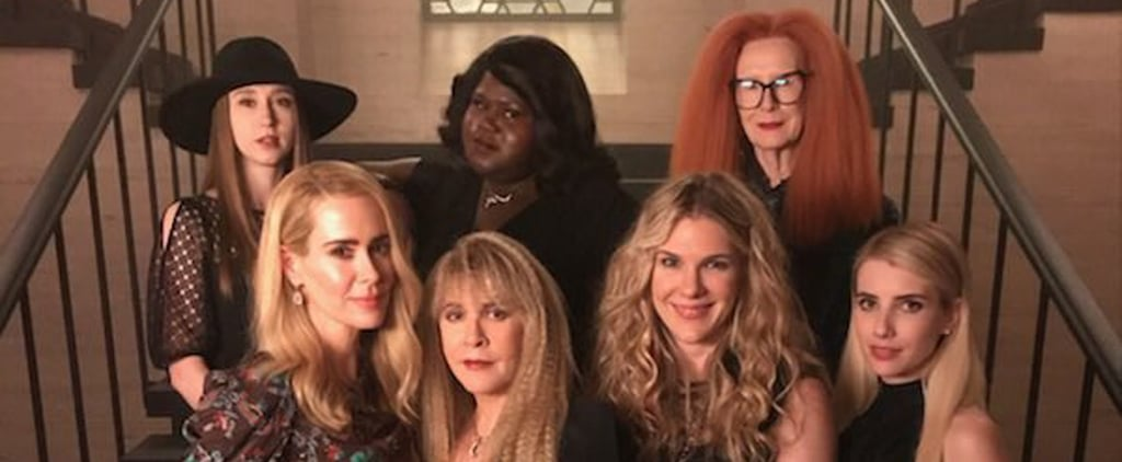 American Horror Story Coven Cast Reunion Photo August 2018