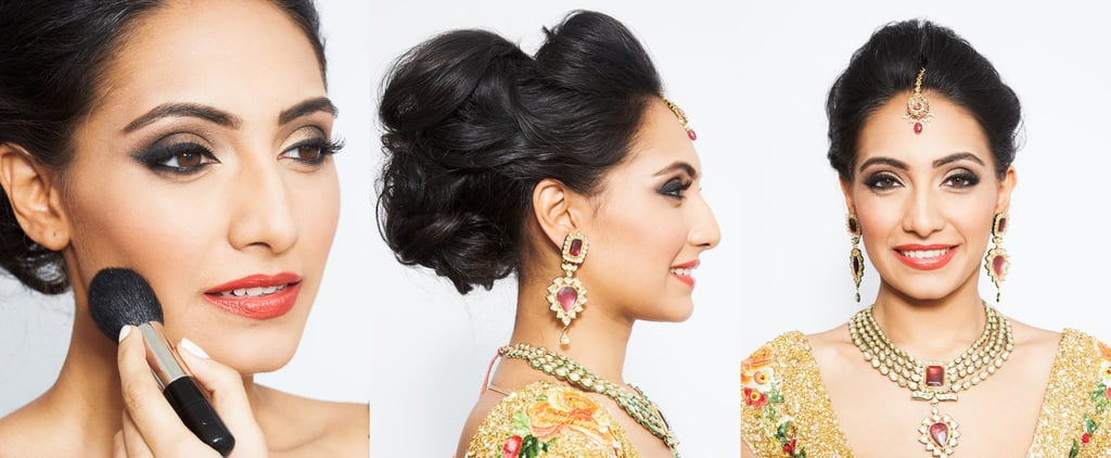 Indian Wedding Makeup DIY