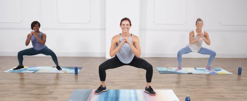 Live Workouts on POPSUGAR Fitness's Instagram, Week of 12/4