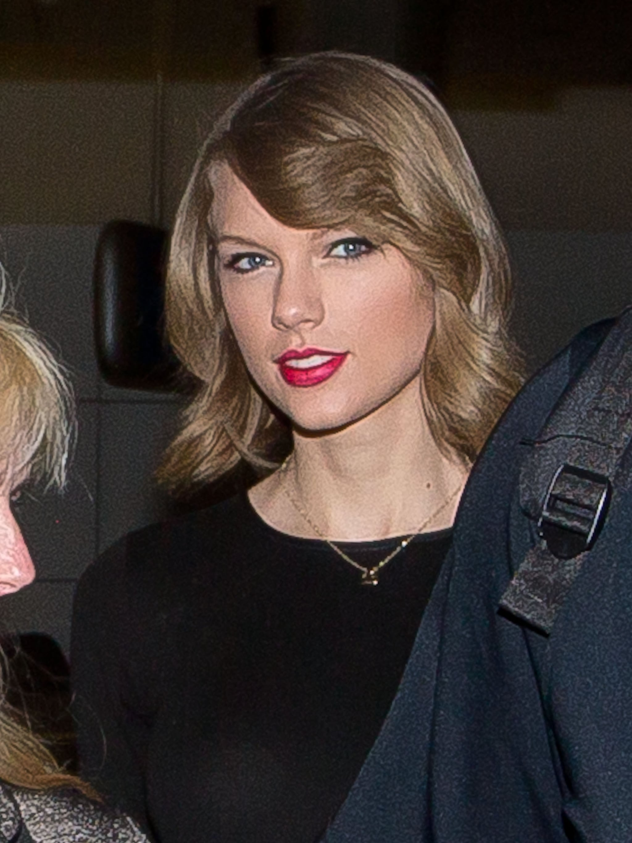Pictures Of Taylor Swifts New Lob Haircut Popsugar Beauty Australia