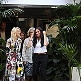 Meghan Markle at Smart Works Fashion Launch September 2019