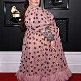 Tess Holliday at the 2020 Grammys