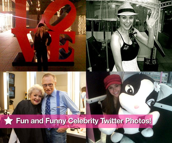 Funny Celebrity Twitter Pictures 2010-05-13 11:00:00