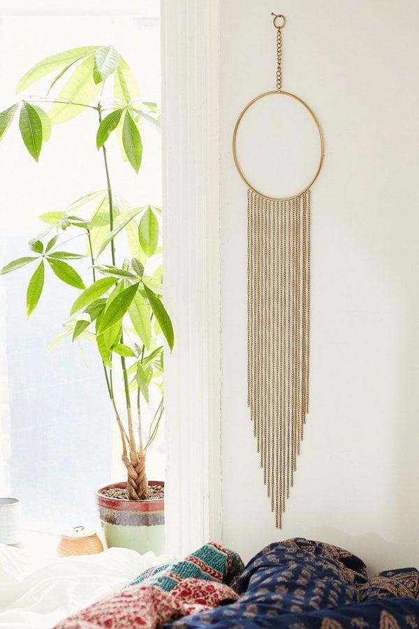 Boho-Glam Wall Decor | Bedroom Decor Ideas | POPSUGAR Home Photo 6