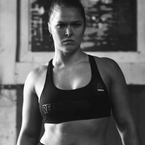 Ronda Rousey Perfect Never Reebok Commercial