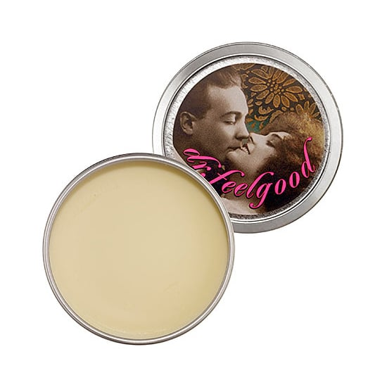 Everyone wants to shine, just not in their T-zones. Keep yourself from looking too matte and cakey with Benefit's Dr. Feelgood Balm ($30). It acts as a primer and an oil absorber while smoothing out fine lines.  — KJ
