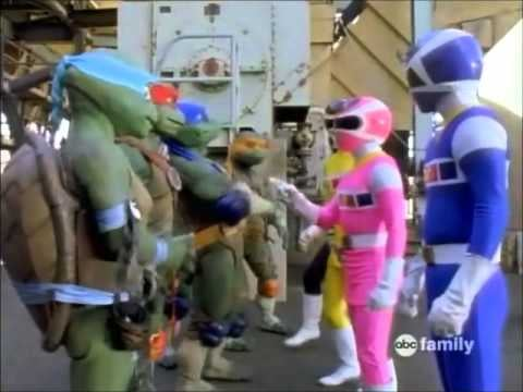 The Teenage Mutant Ninjas Turtles Once Lent a Helping Hand